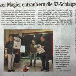 Görlitzer Magier entzaubern die SZ- Schlagzeilen