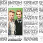 Thomas und Vincent, Zauberer aus Görlitz