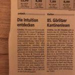 Magie der Intuition in Görlitz