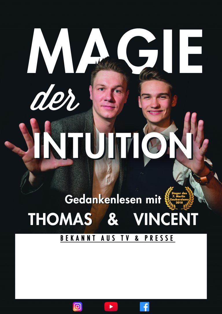 Magie der Intuition 2020 Kopie